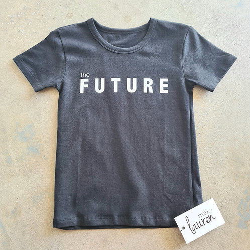 'The Future' Tee by Max+ Lauren