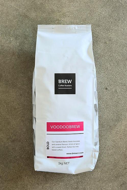 Coffee Beans | Voodoo Brew | 1kg
