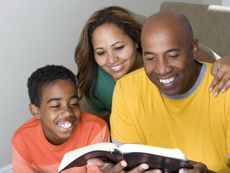 2021 Family Bible Reading Challenge