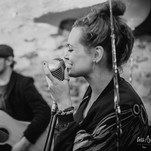 Lara Leaves, Akoestisch duo, band, cover