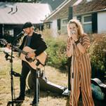 Romy Dermout - Akoestische band bruiloft