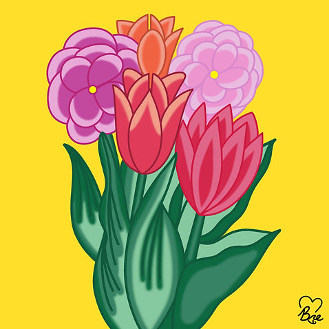 15. Pretty Warm Flowers.jpg