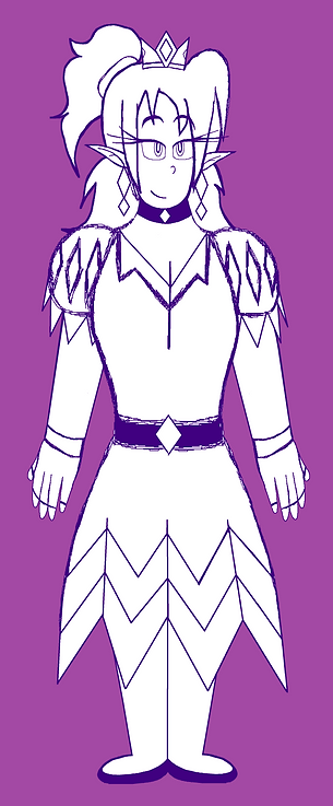 Princess Diamond Full Body Sketch.png