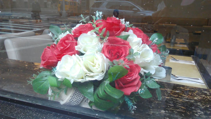 Artificial Roses in Restaurant.jpg