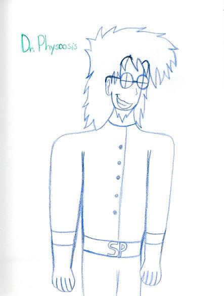 104. Dr. Physcosis 1st Sketch.jpg