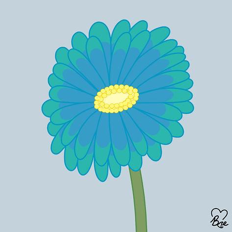 37. Blue Gerbera.jpg