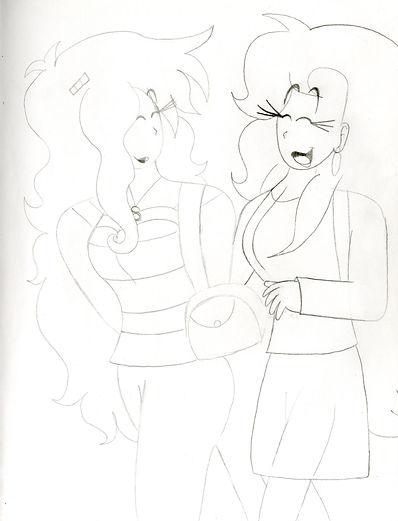 25. Sabrina + Alexa Shopping Sketch.jpg