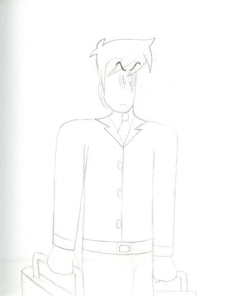 76. Marcel 1st Sketch.jpg