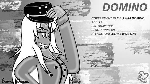 Akira Domino Title Card Signed B&W.jpg