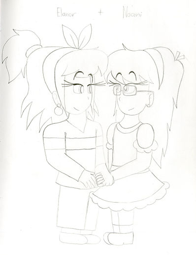 21. Elanor + Naomi 1st Sketches.jpg