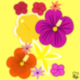 54. Hawaiian Flowers.jpg