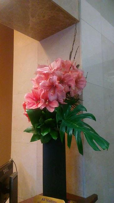 Artificial Pink Hibiscus.jpg