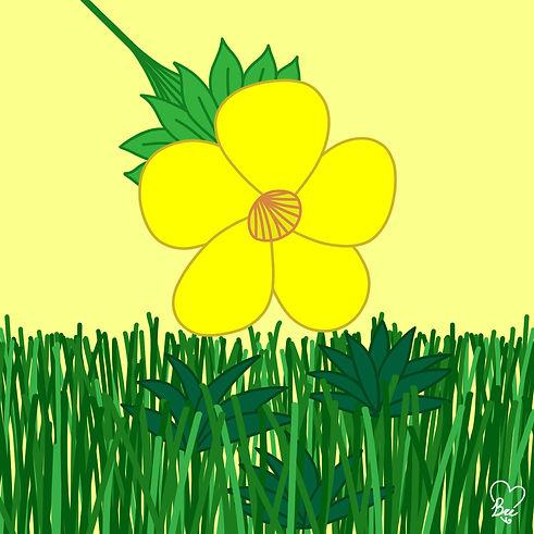 24. Yellow Bell Flower.jpg