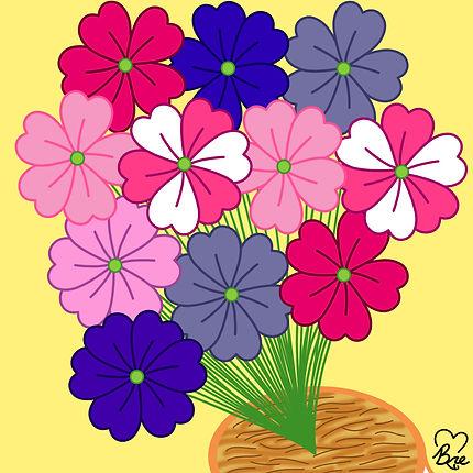 18. Colorful Petunia's Bird's-Eye View.j
