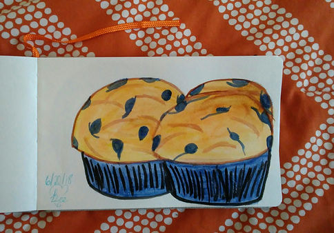 Blueberry Muffins_5.25x8.25_watercolor p