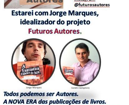 Live no canal Futuros Autores