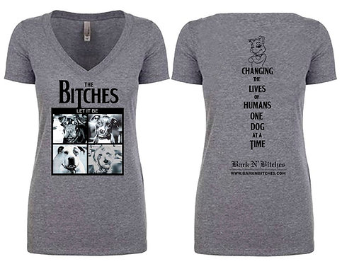 """The Bitches"" Womens Tee"