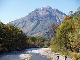 焼岳登山ツアー 中の湯温泉旅館 泊