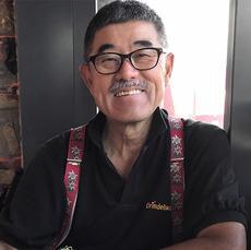 安東 一郎 氏
