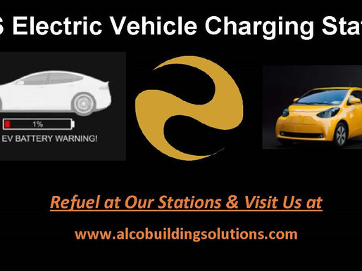 ABS SERVICE OFFERING ADDS VALUE – DESIGN BUILD APPROACH FOR ELECTRIC VEHICLE CHARGING