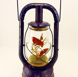 Lantern - blue Dietz