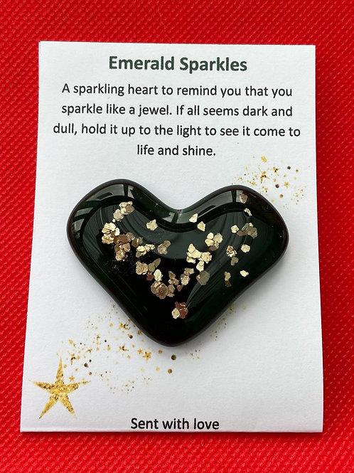 Emerald Sparkles