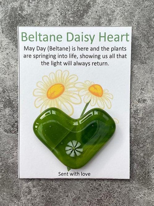 Lucky Dip Beltane Daisy Heart