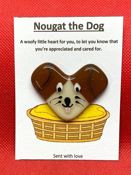 Nougat the Dog