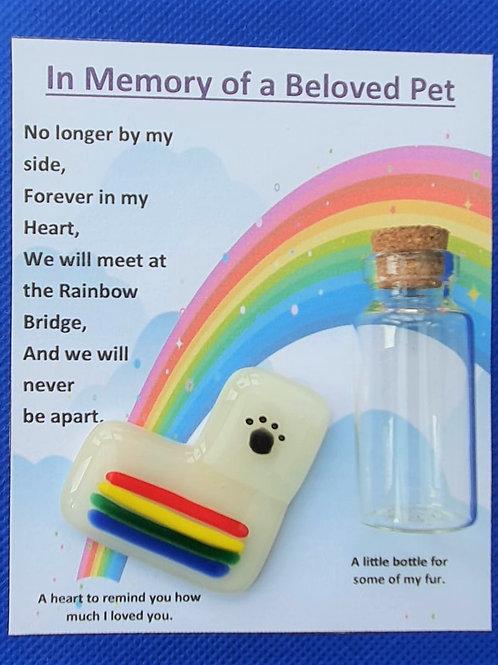 Pet Memorial Pack