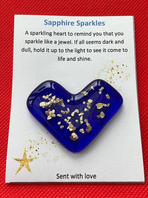 Sapphire Sparkles