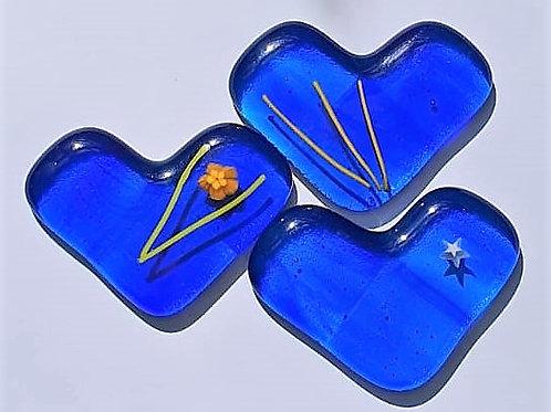 True Blue Lucky Dip Heart