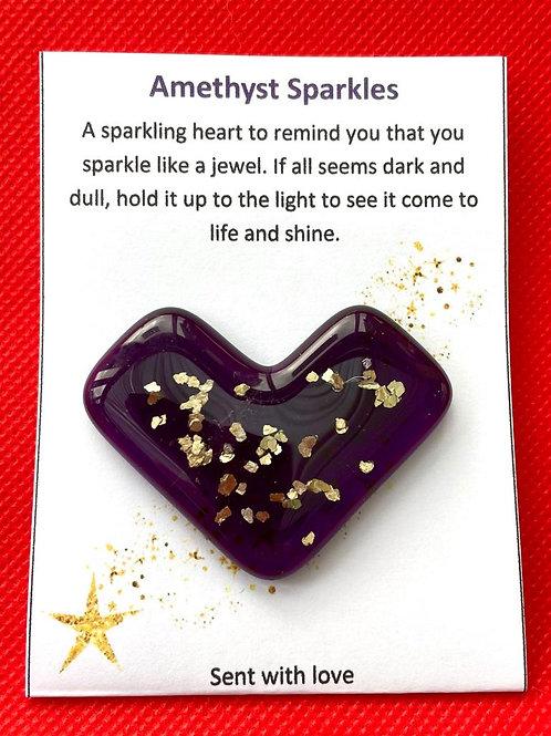 Amethyst Sparkles