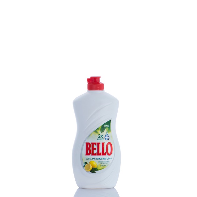 Bello 2qat effekt Limon 500 ml