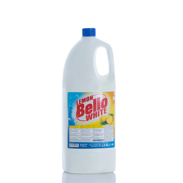 Bello White Lemon 4 l
