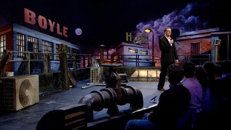 Frankie Boyle's Tramadol Nights C4