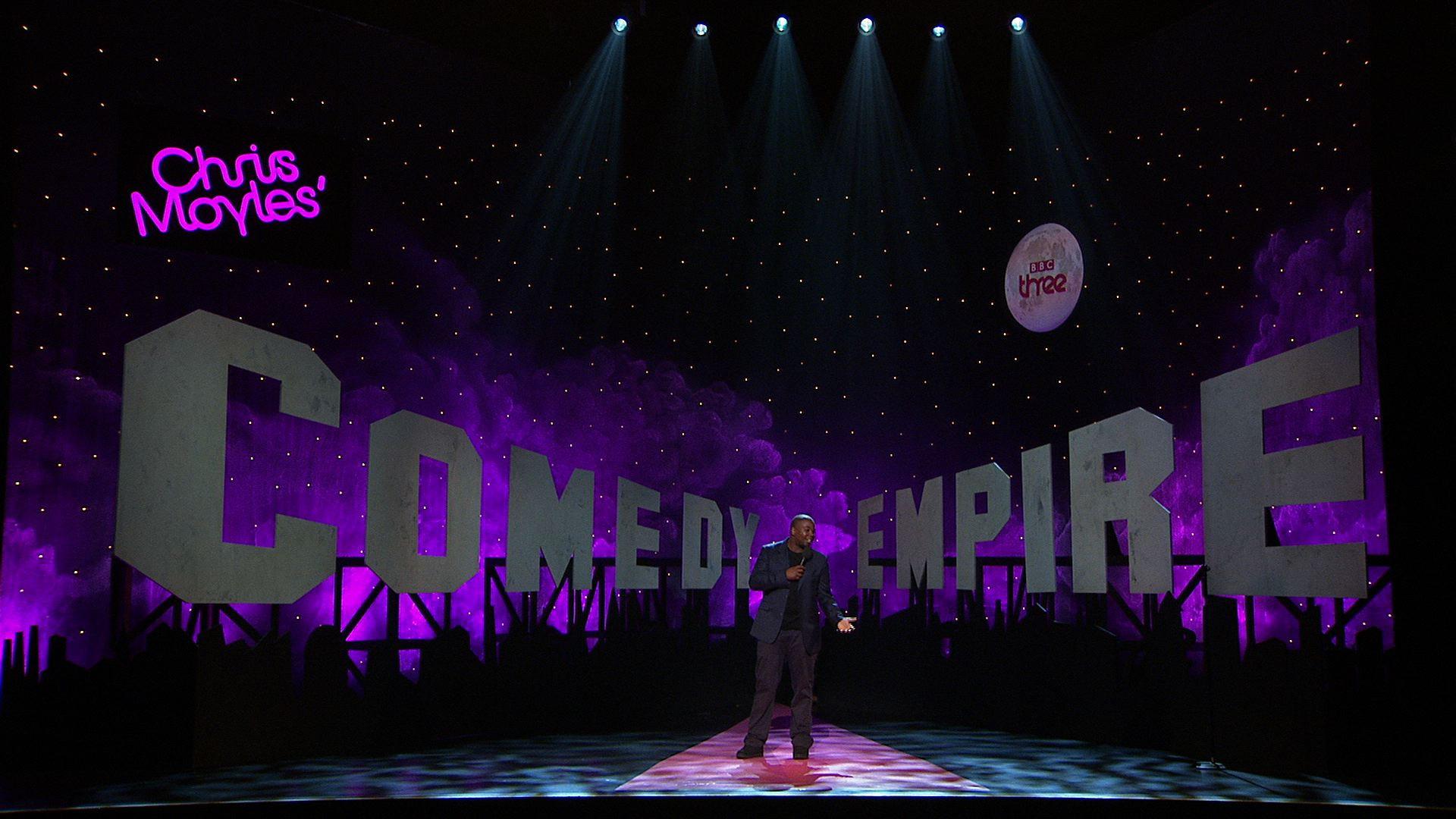 Comedy Empire BBC1