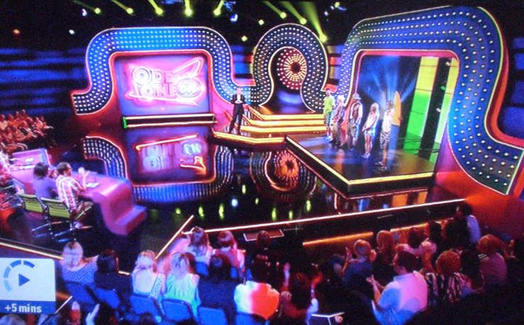 Odd One In ITV