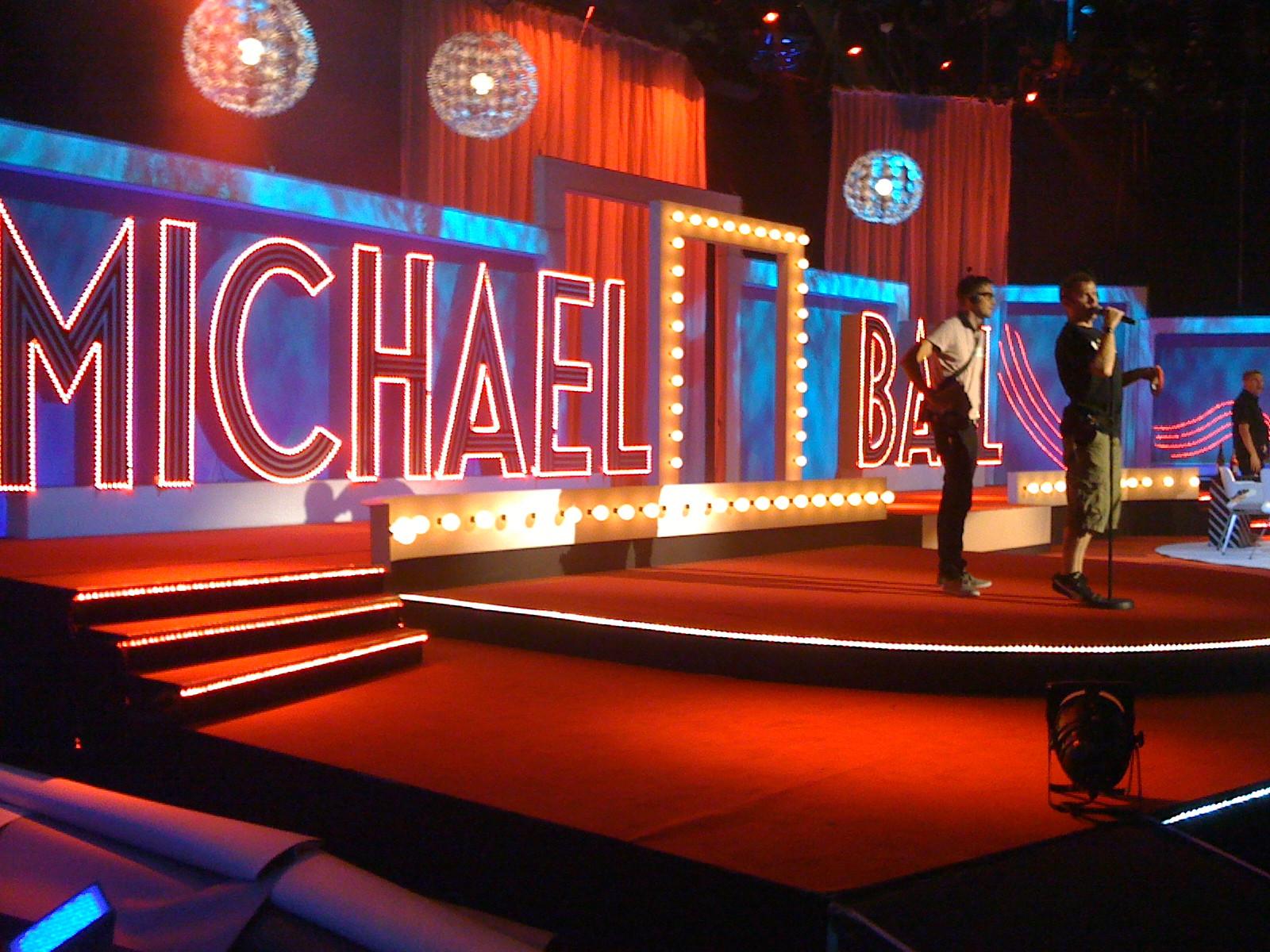 Michael Ball Show