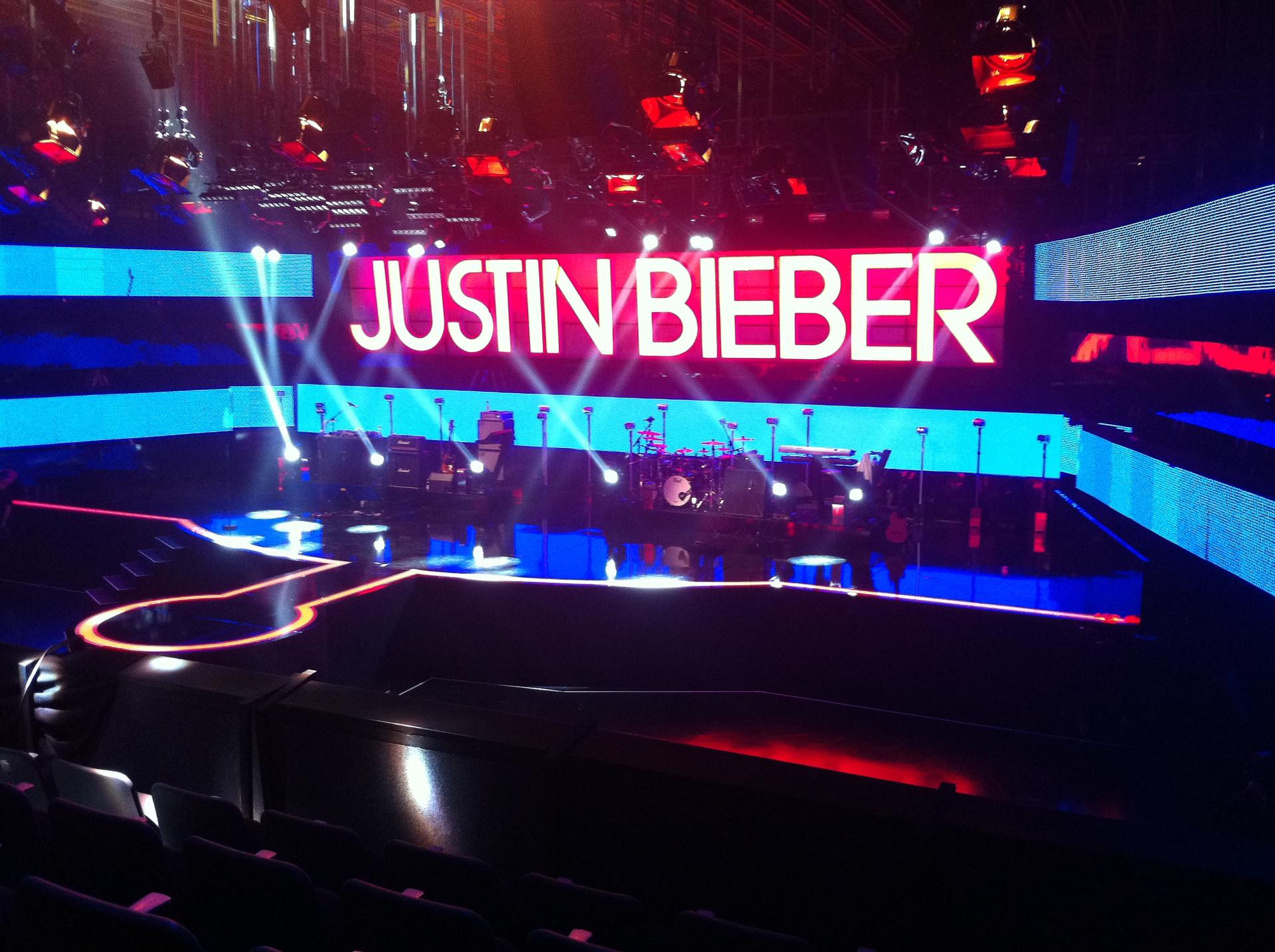 Justin Bieber ITV
