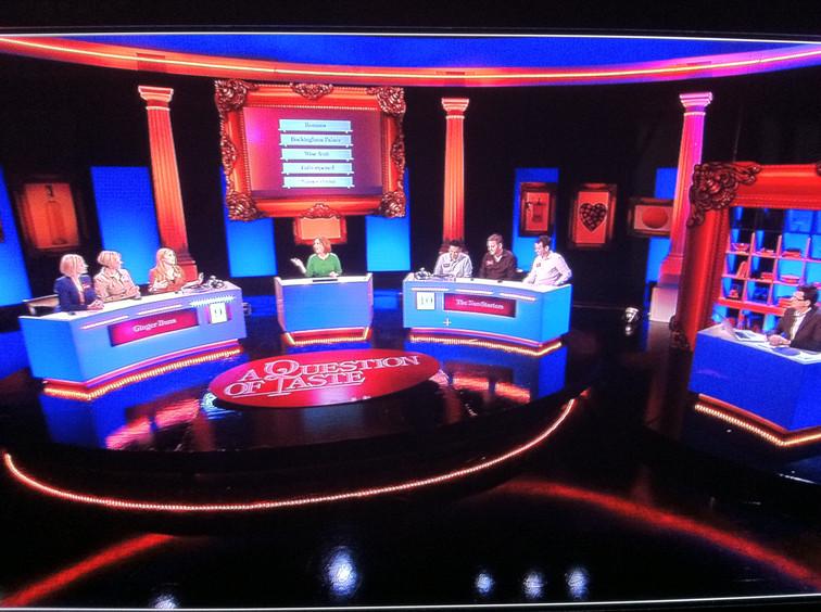 Question of Taste BBC1