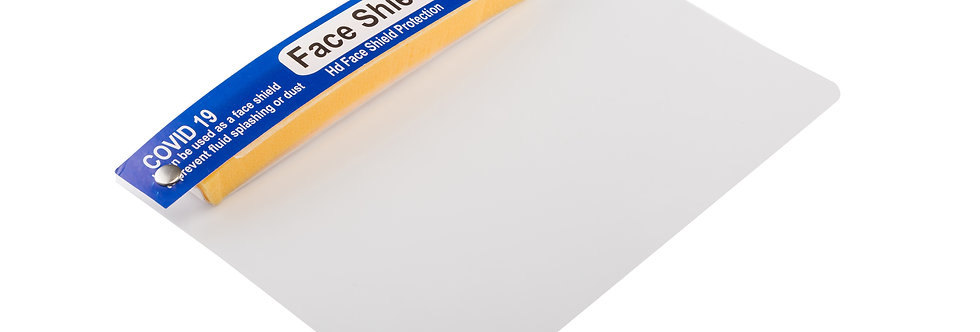 Face Shield - 200 Micron (Full Face Protection)