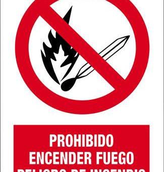 EDA 2017: PROHIBIDO HACER FUEGO!!!
