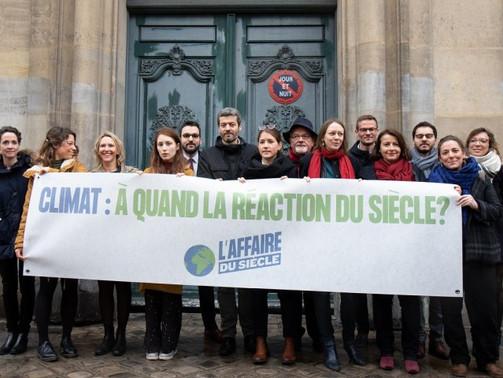Inaction climatique : l'Etat français condamné