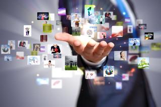Building brand through technology
