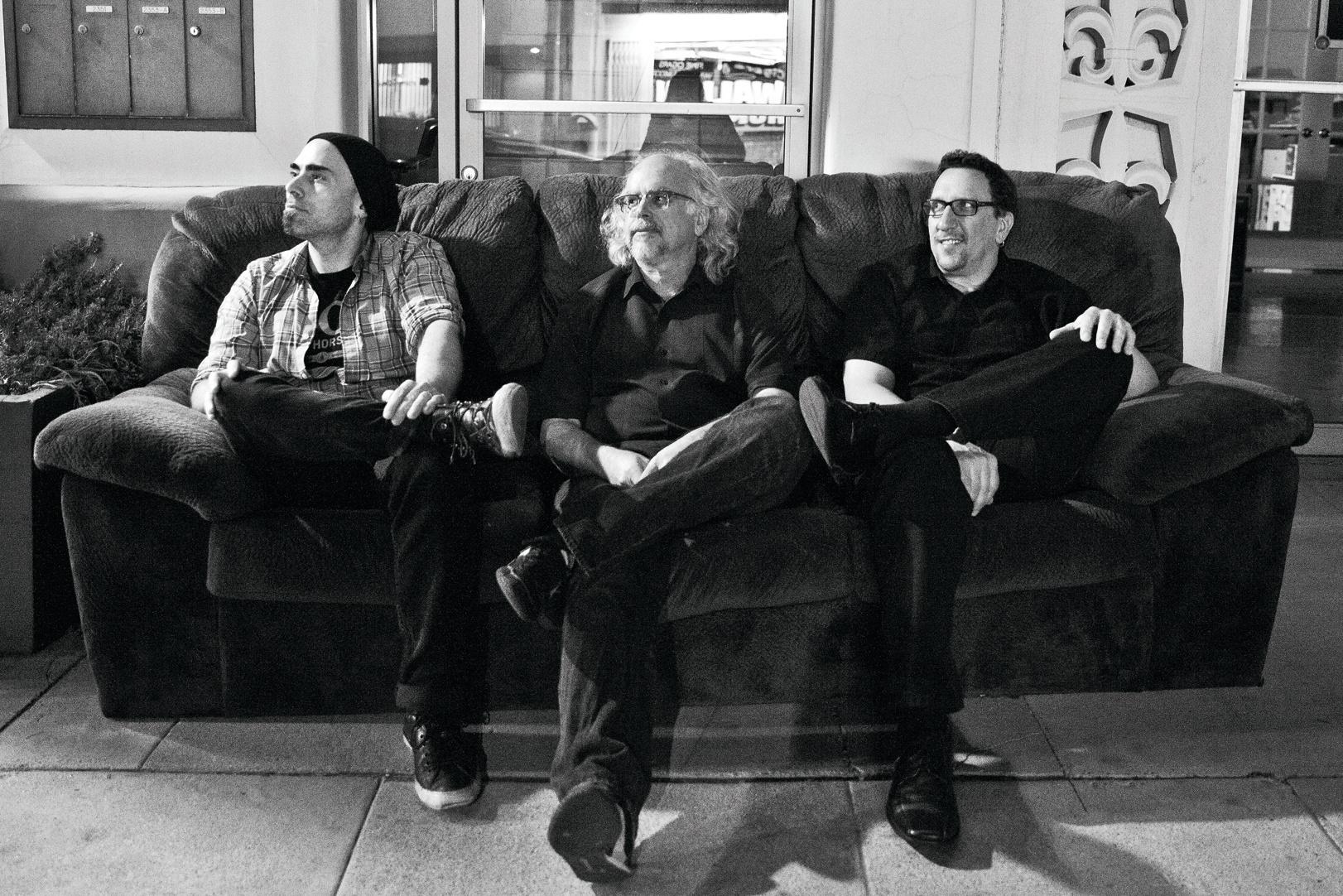 Mitchel Forman Trio