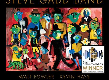 """Grammy Winning """"Steve Gadd Band"""" Reviews"""