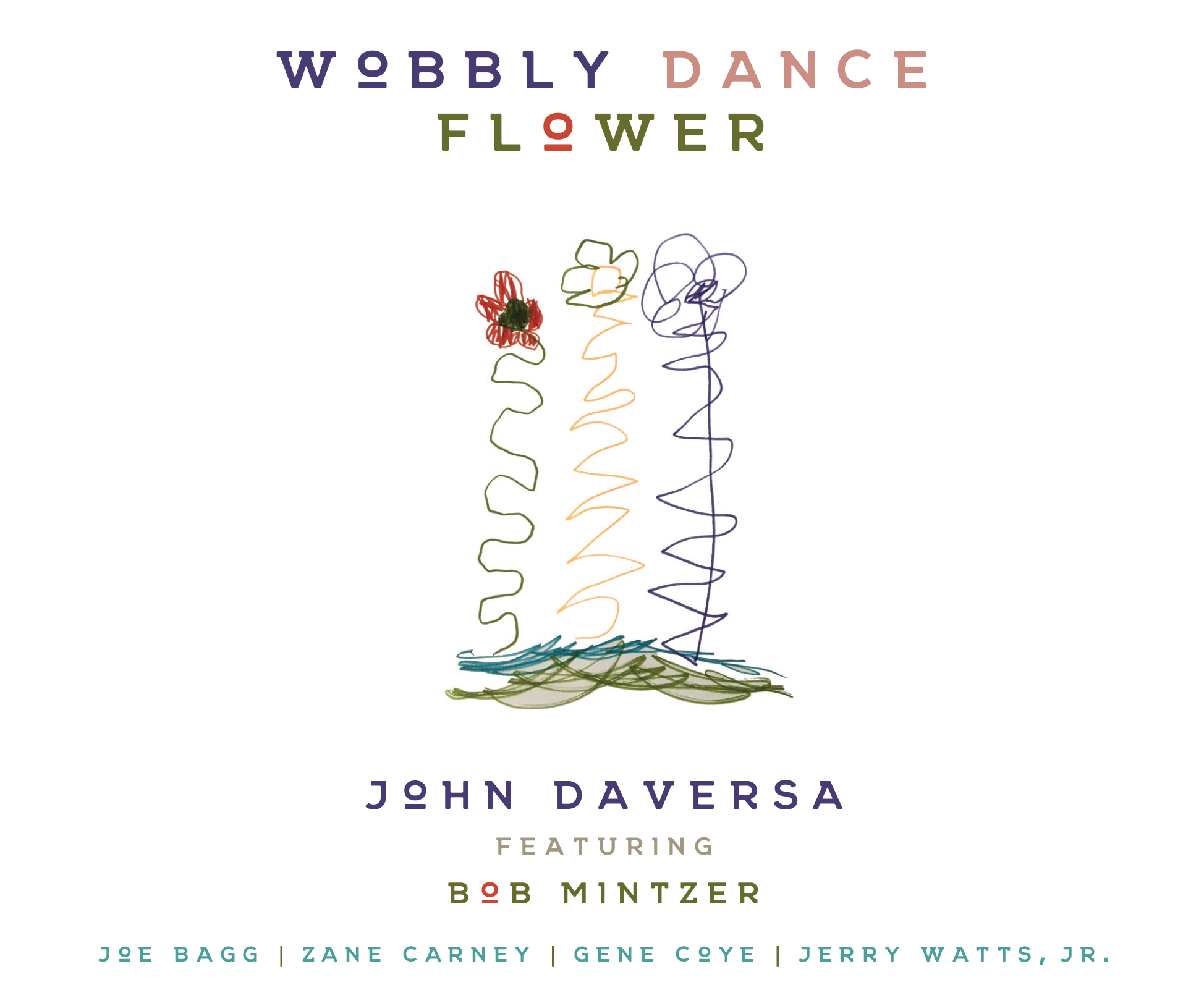 Wobbly Dance Flower
