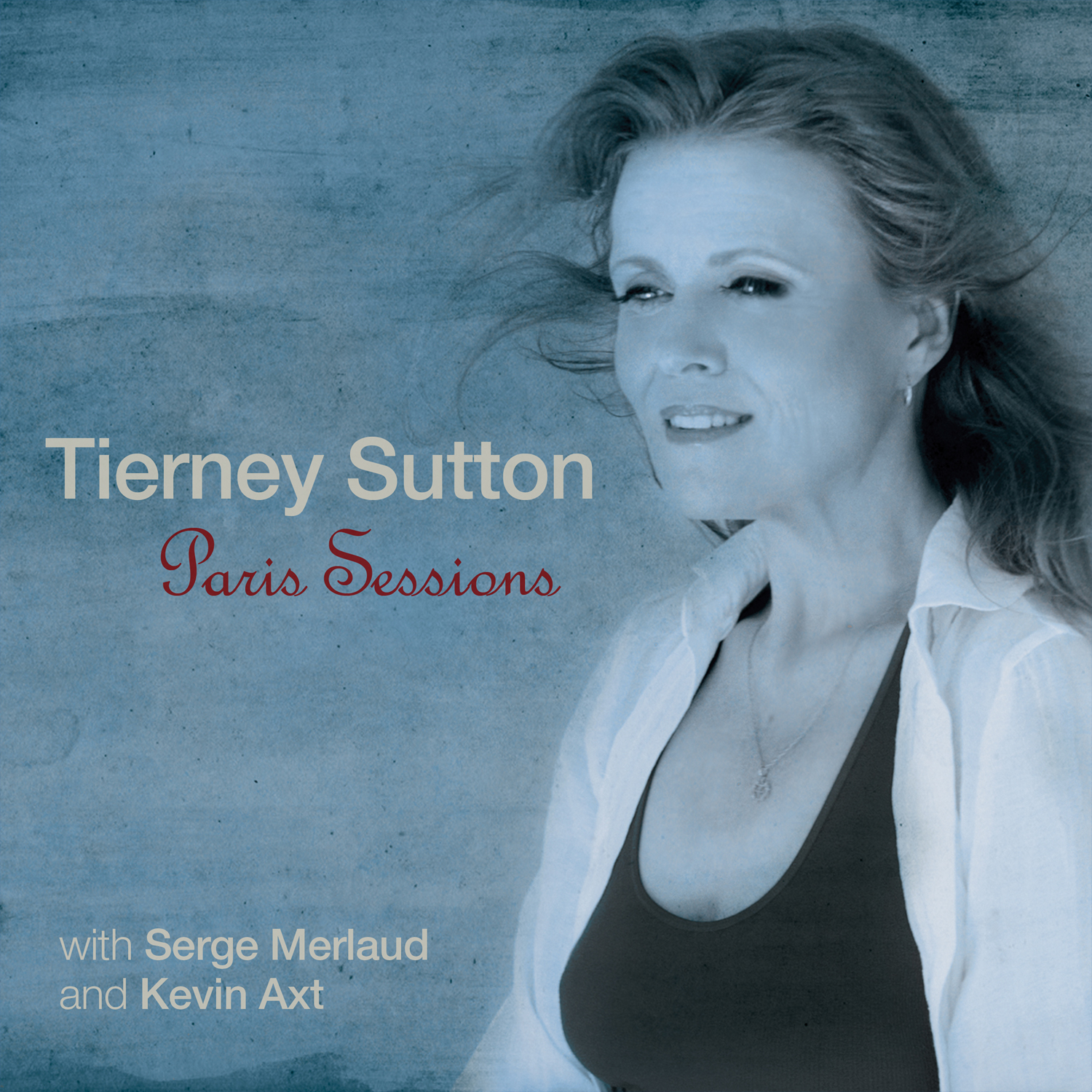 Tierney Sutton_Paris Sessions_front