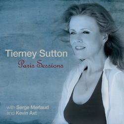 Tierney Sutton_Paris Sessions_front