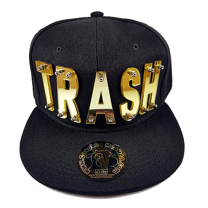 TRASH hat